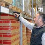 Warehouse Barcode Reader